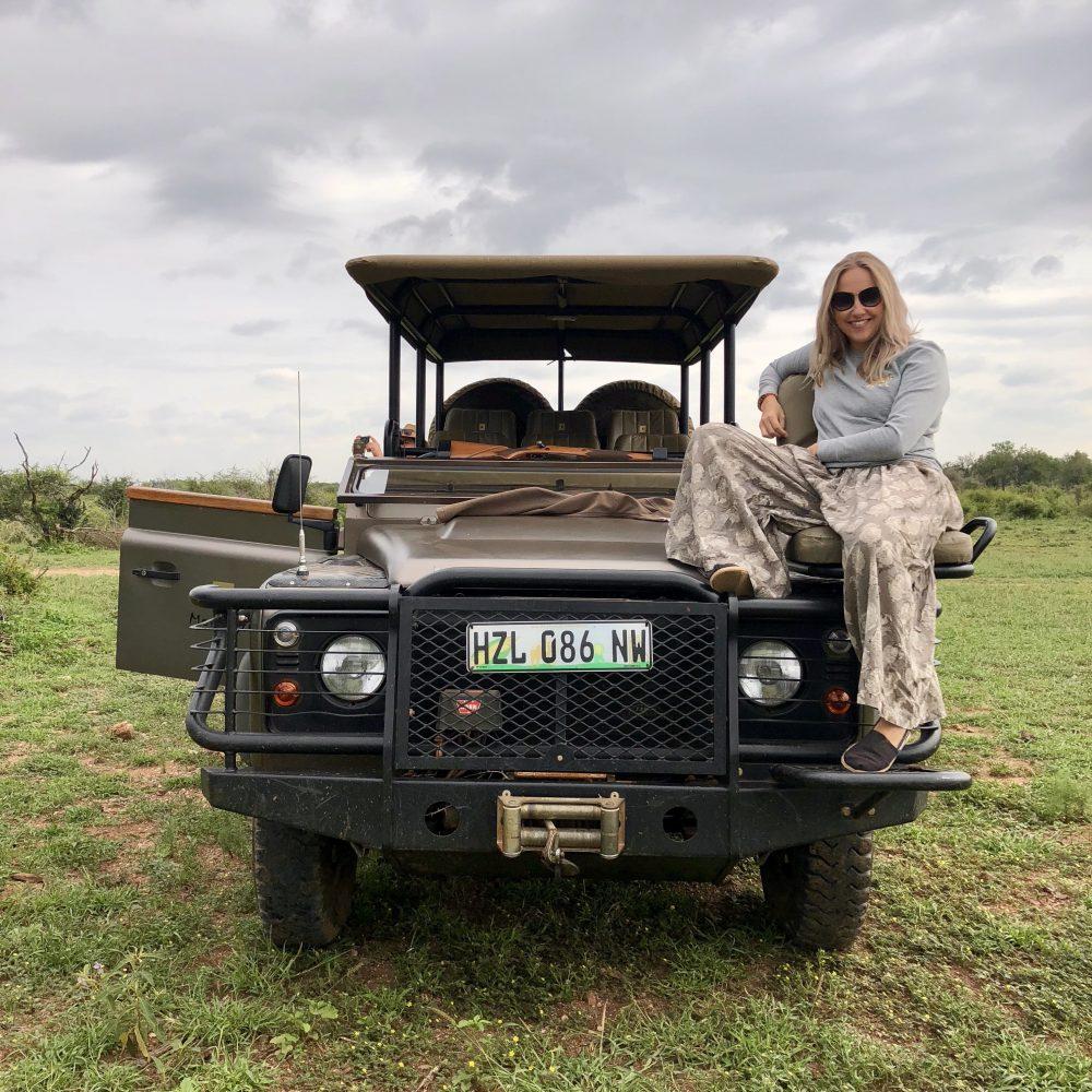 bagage uit afrika