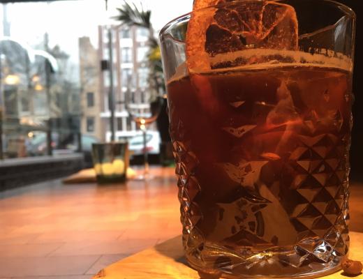 nespresso bespoke the nesgroni