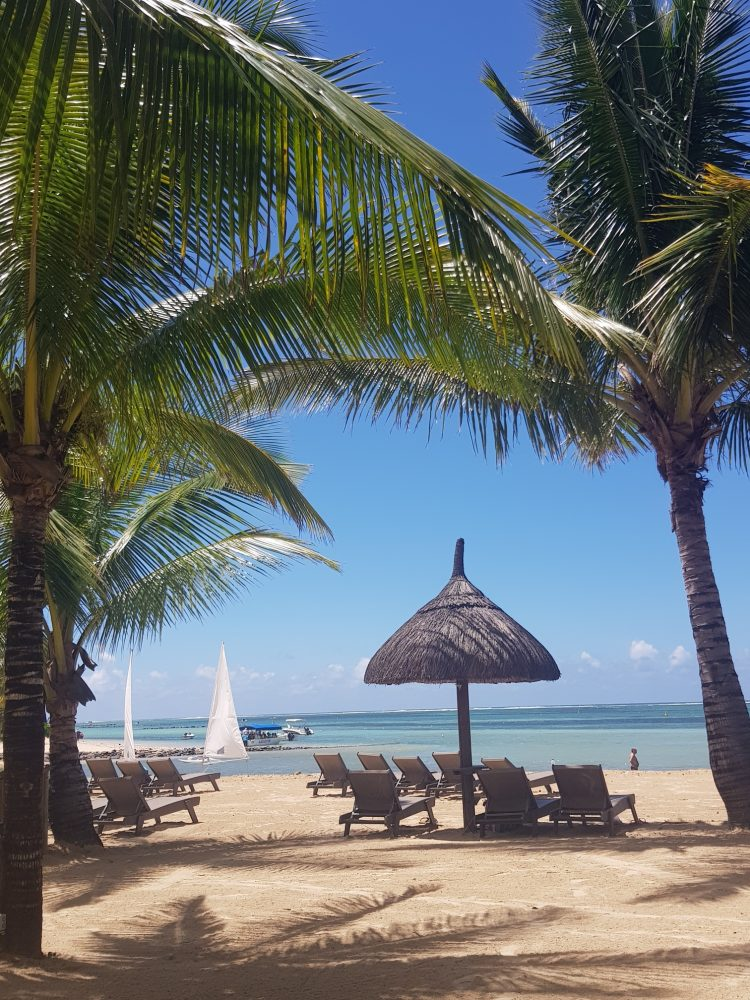Martine babymoon Mauritius