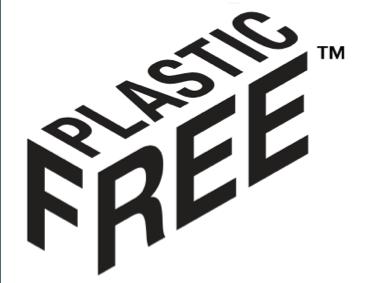 plastic free logo