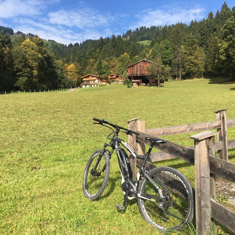 Brixental e-bike