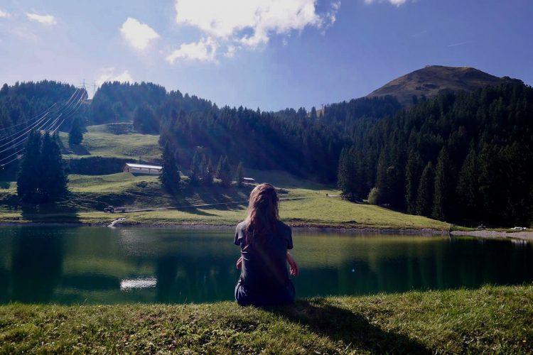 Tessa in Brixental Oostenrijk