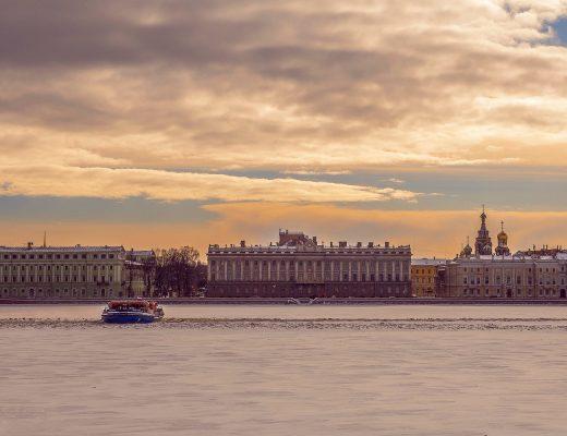 sint-petersburg rusland visum aanvragen