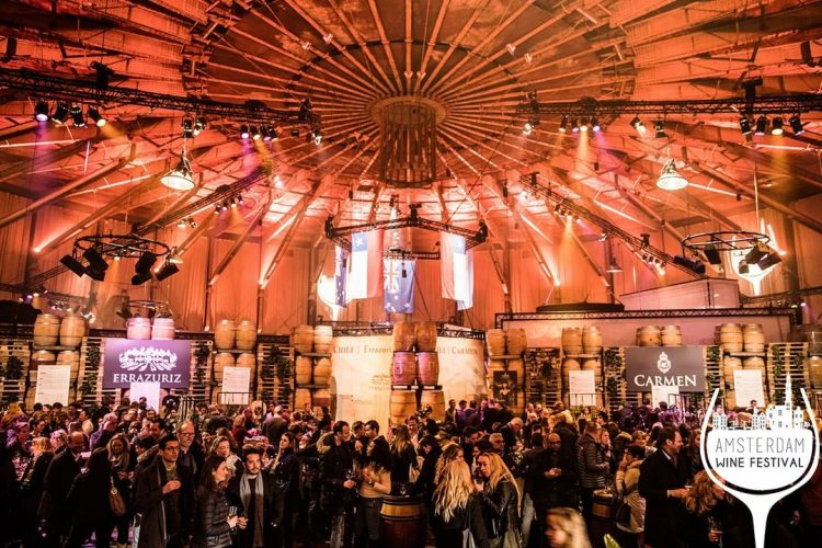 amsterdam wine festival maart 2019