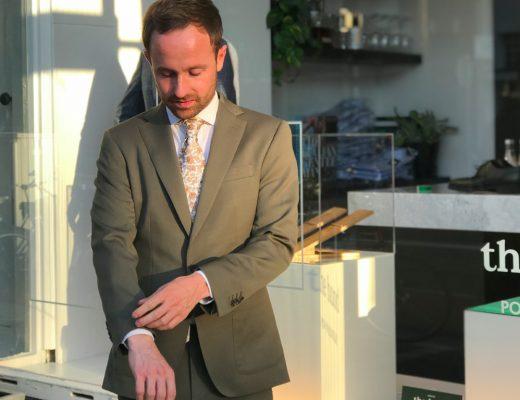 Jeffrey Struijk Michael & Giso maatpak