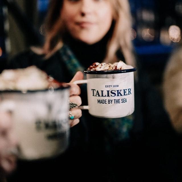 talisker boot tour