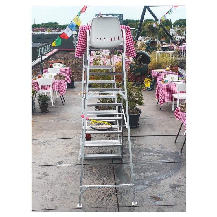 hoogtij groovy tables picnic editie