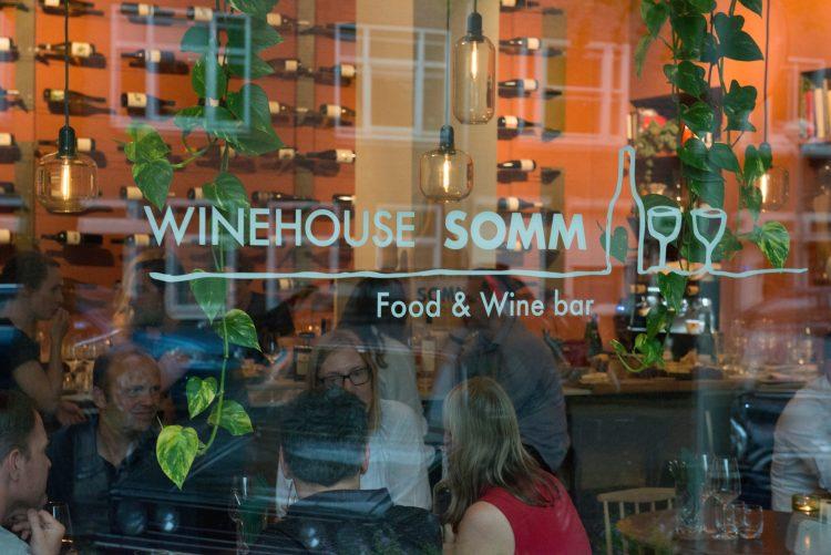 winehouse somm wijn